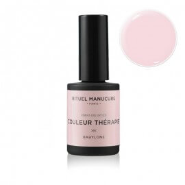 BABYLONE - VERNIS PERMANENT 15ML rose léger
