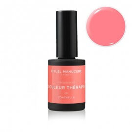 COACHELLA - VERNIS PERMANENT 15ML - ROSE CORAIL