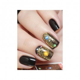 WATER DECALS - NAIL ART - 02