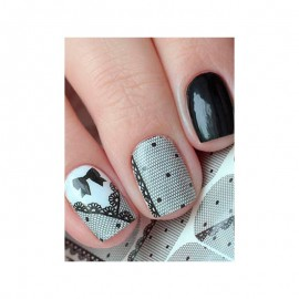WATER DECALS - NAIL ART - 16